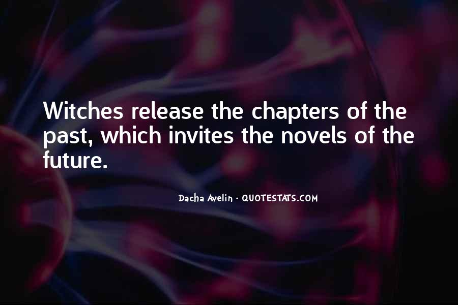 Quotes About Releasing The Old #163607