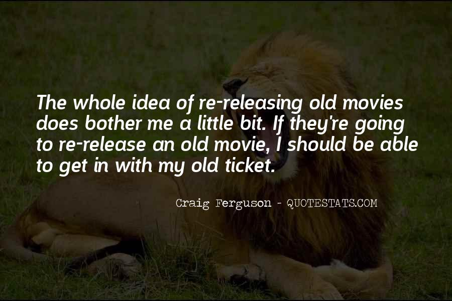 Quotes About Releasing The Old #850655