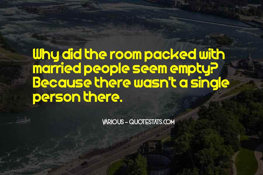 Quotes About Packed #21832