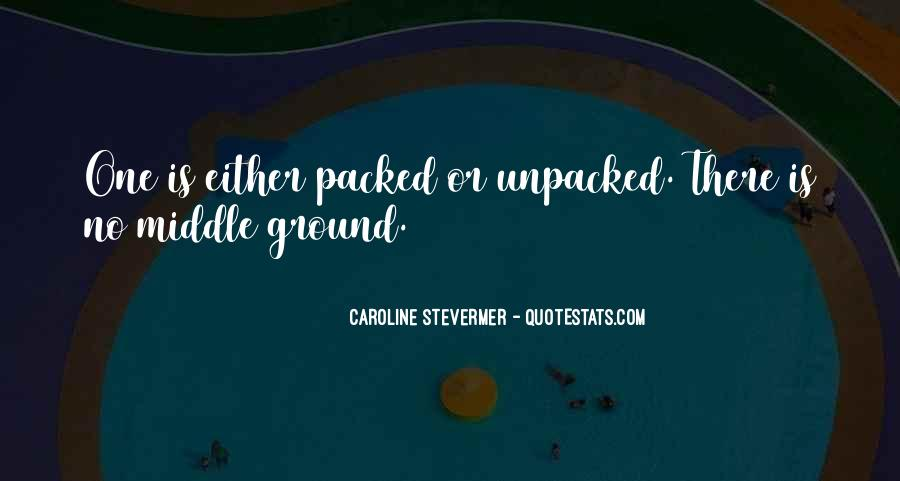 Quotes About Packed #415451