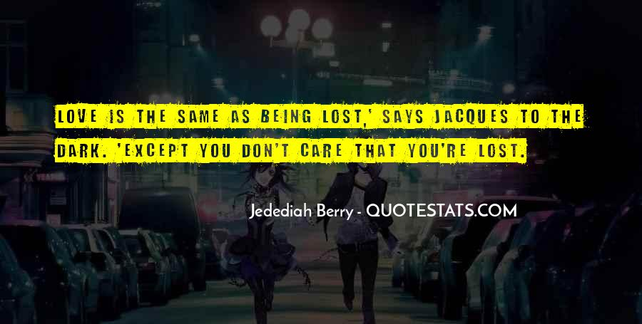 Quotes About Being Lost In Yourself #141309