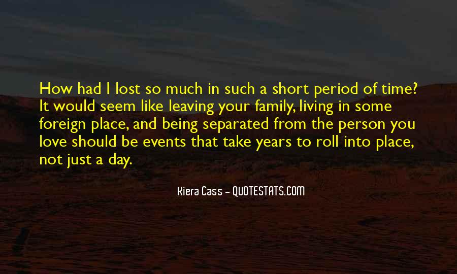 Quotes About Being Lost In Yourself #25359