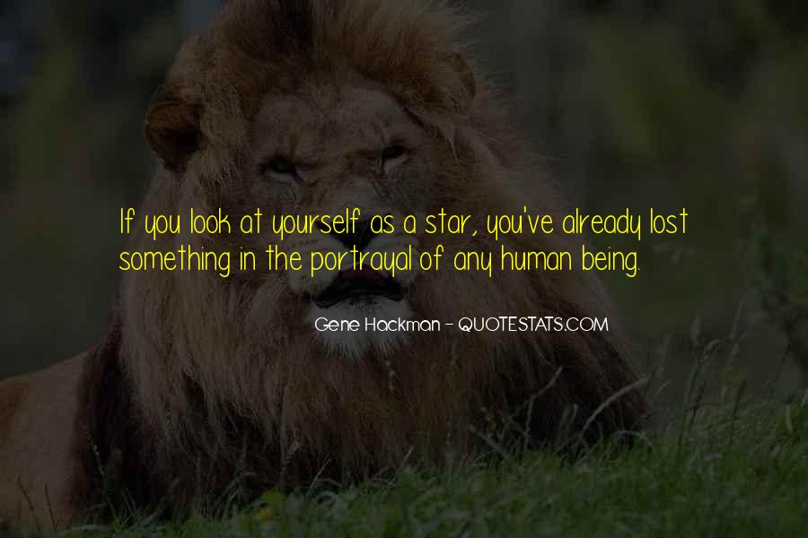 Quotes About Being Lost In Yourself #331037