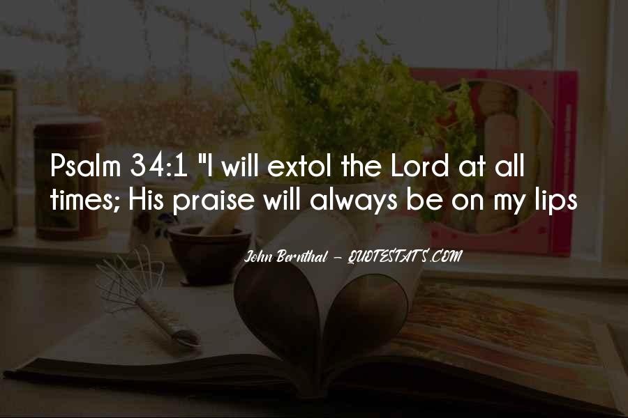 Quotes About Psalm 139 #440377