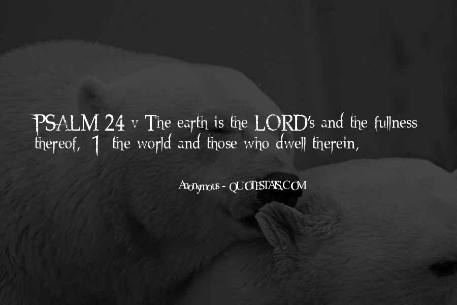 Quotes About Psalm 139 #672057