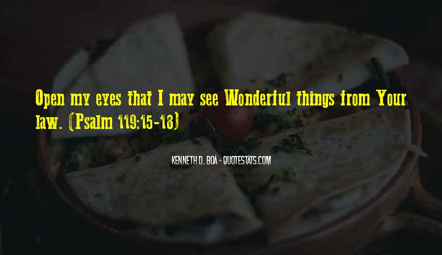 Quotes About Psalm 139 #725926