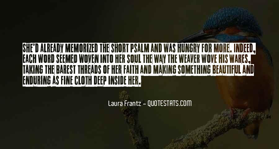 Quotes About Psalm 139 #774177