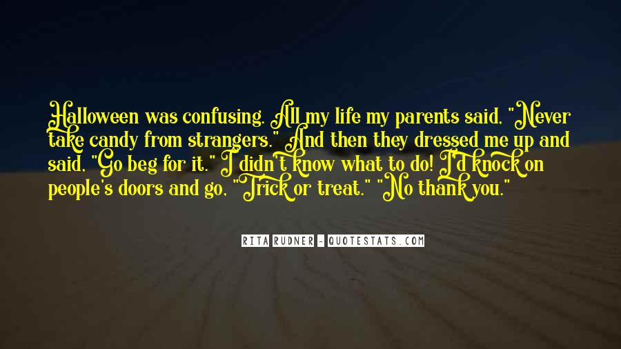 Quotes About Confusing #122798