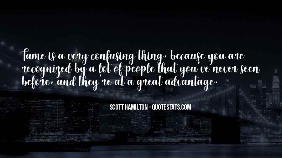 Quotes About Confusing #164271
