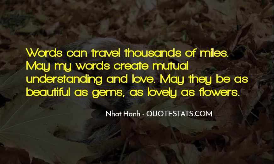 Quotes About Having Mutual Understanding #460845