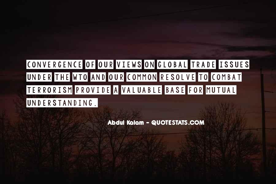 Quotes About Having Mutual Understanding #981500