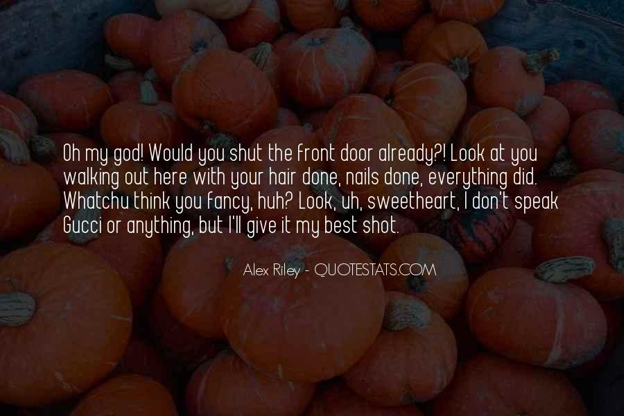 Quotes About You Did Your Best #644074