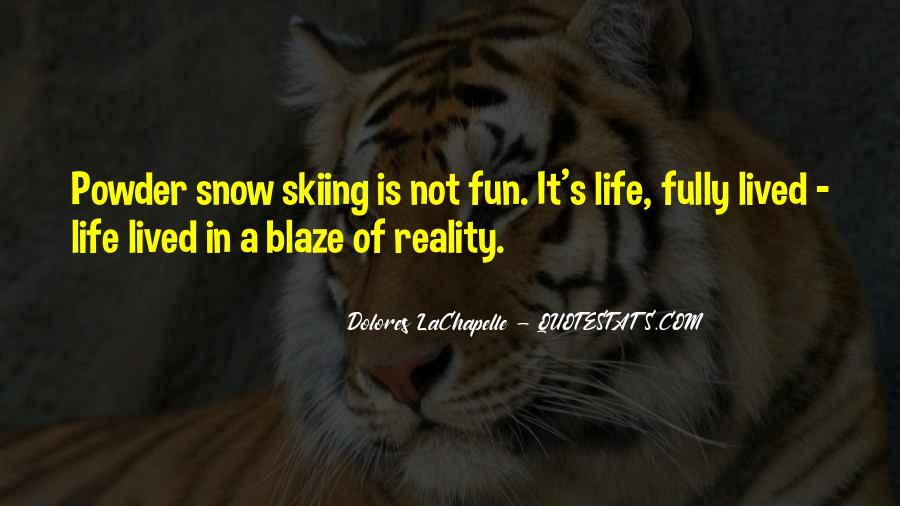 Quotes About Fun In Life #51663