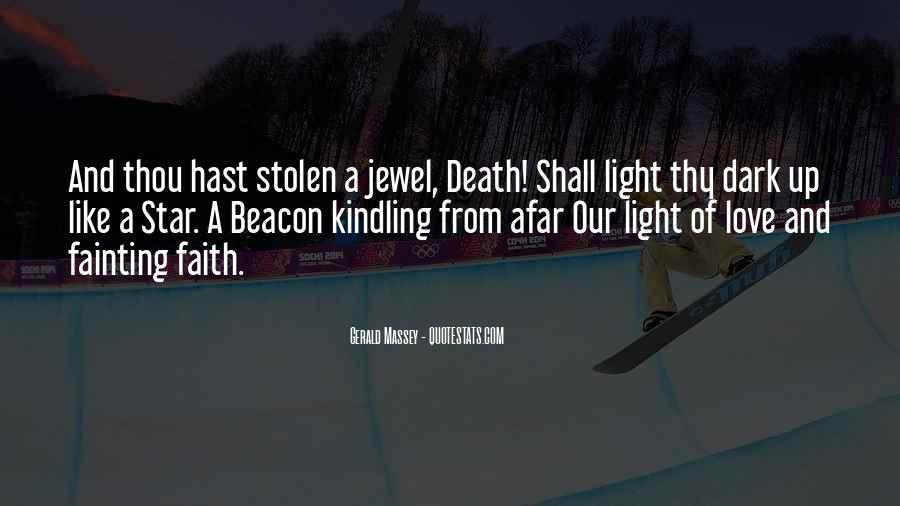 Quotes About Stars And Death #1210503