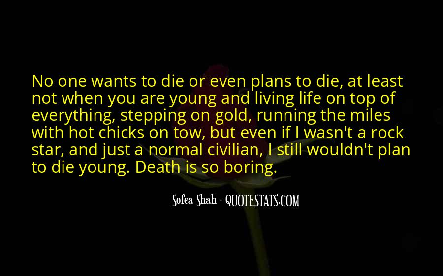 Quotes About Stars And Death #1394580