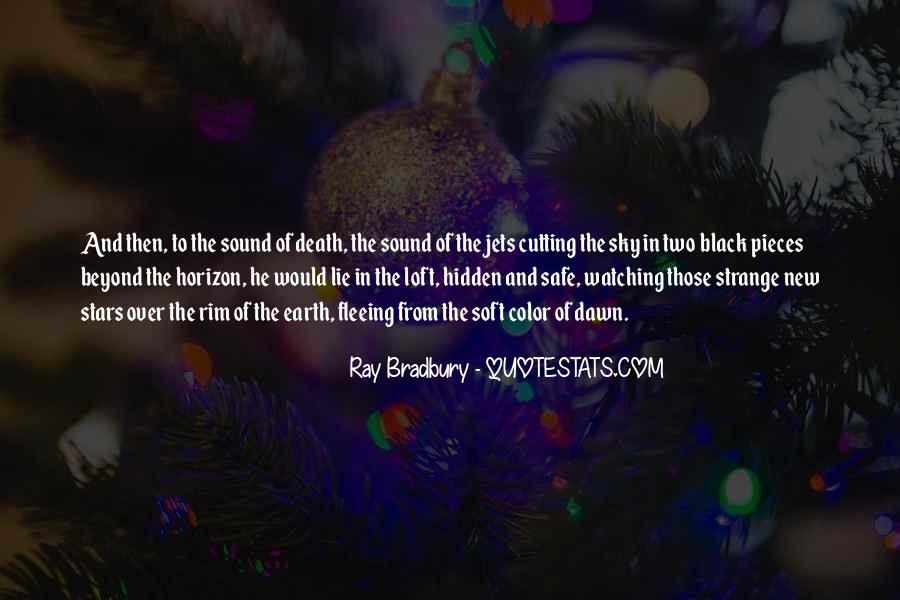 Quotes About Stars And Death #1523887