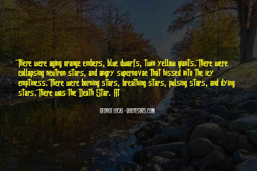 Quotes About Stars And Death #1577494