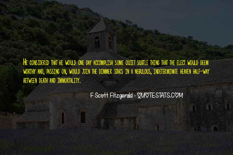 Quotes About Stars And Death #1591772