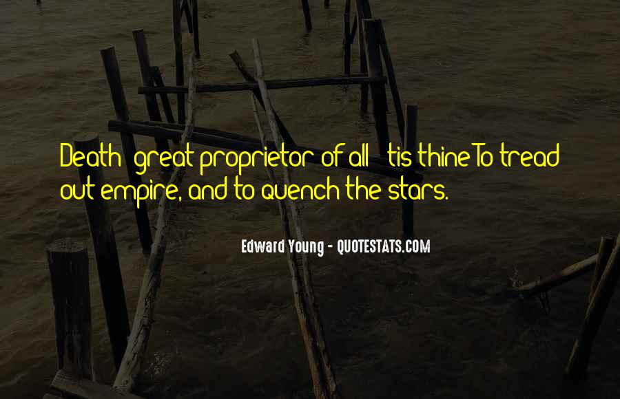 Quotes About Stars And Death #1633472