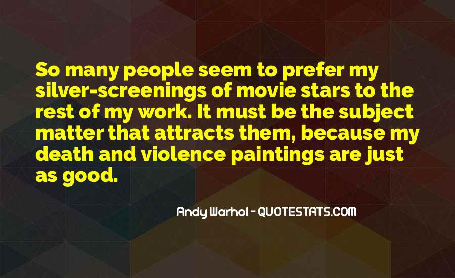 Quotes About Stars And Death #1657090