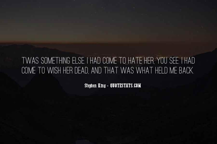 Quotes About Stars And Death #1840485