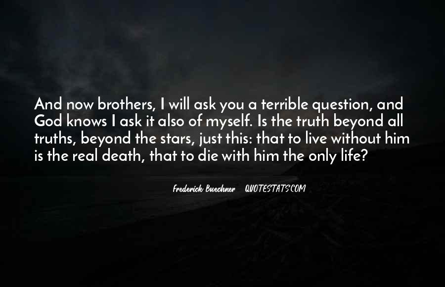 Quotes About Stars And Death #188435
