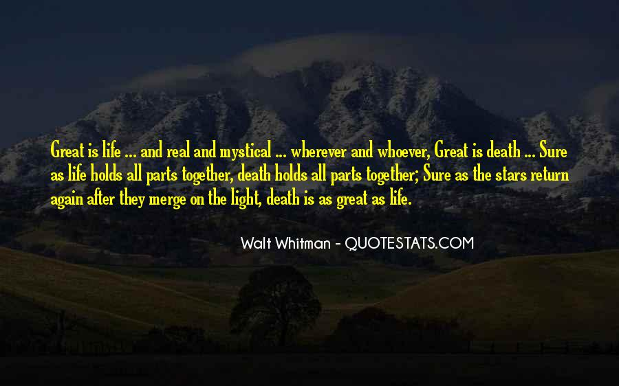 Quotes About Stars And Death #203030