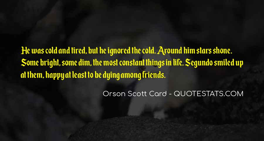 Quotes About Stars And Death #276564