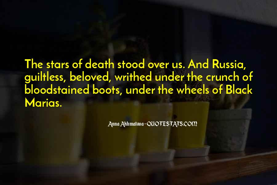Quotes About Stars And Death #393152