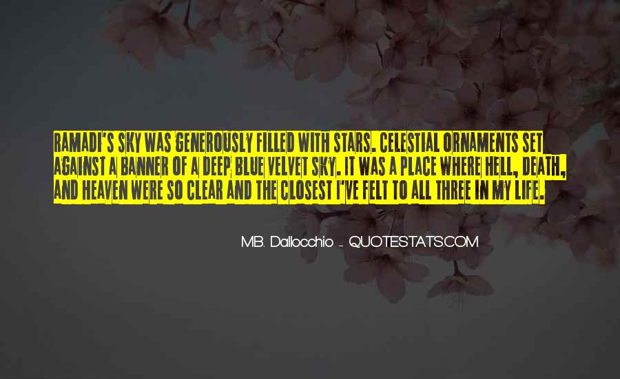 Quotes About Stars And Death #969808