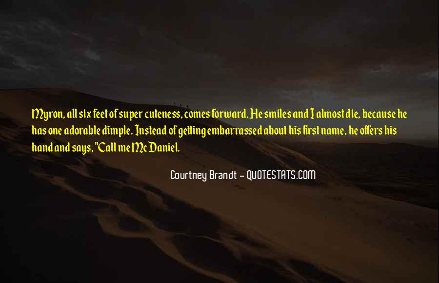 Quotes About The Name Courtney #798235