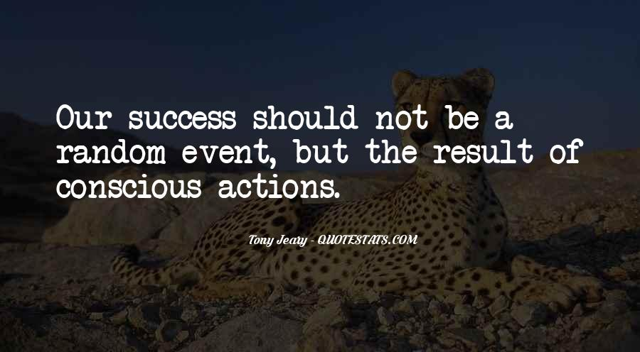 Quotes About Success Event #1135400