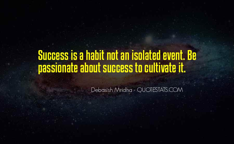 Quotes About Success Event #1153159