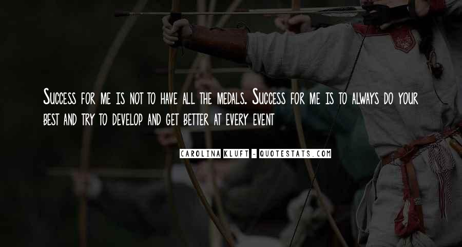 Quotes About Success Event #1329976