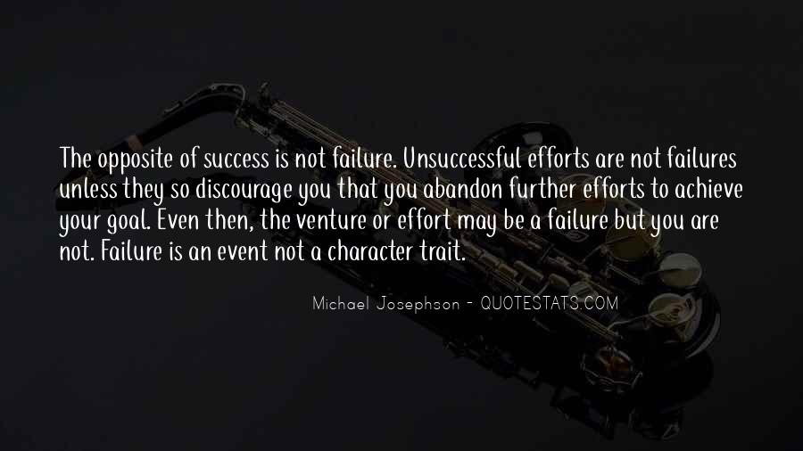 Quotes About Success Event #49682
