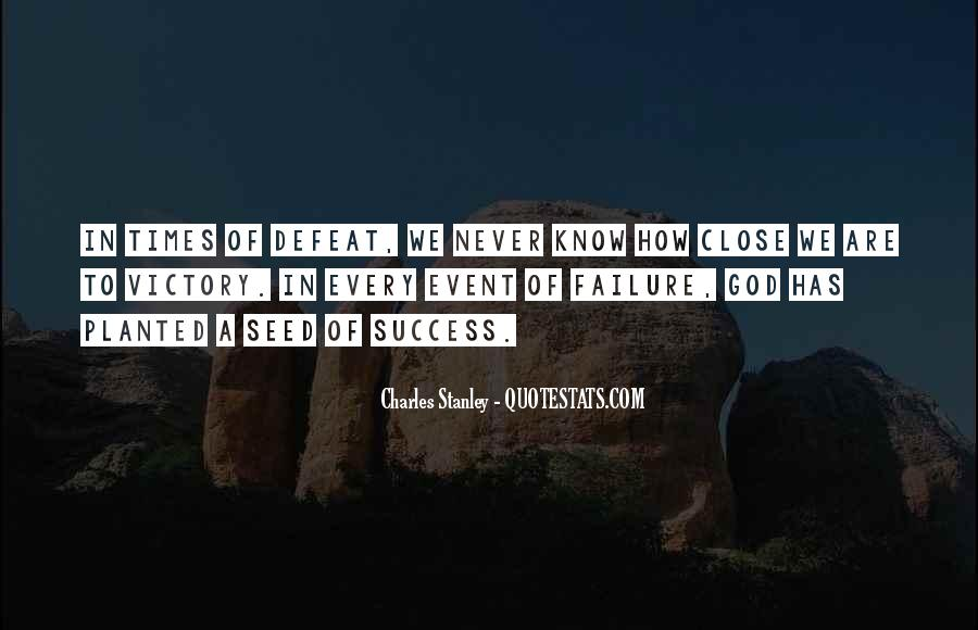 Quotes About Success Event #855110