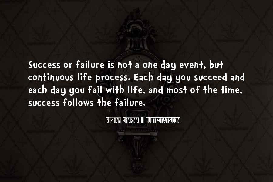 Quotes About Success Event #904278