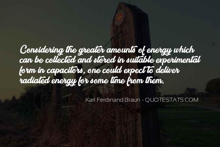 Quotes About Energy #12912