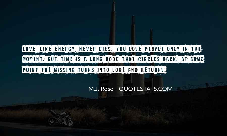Quotes About Energy #13014