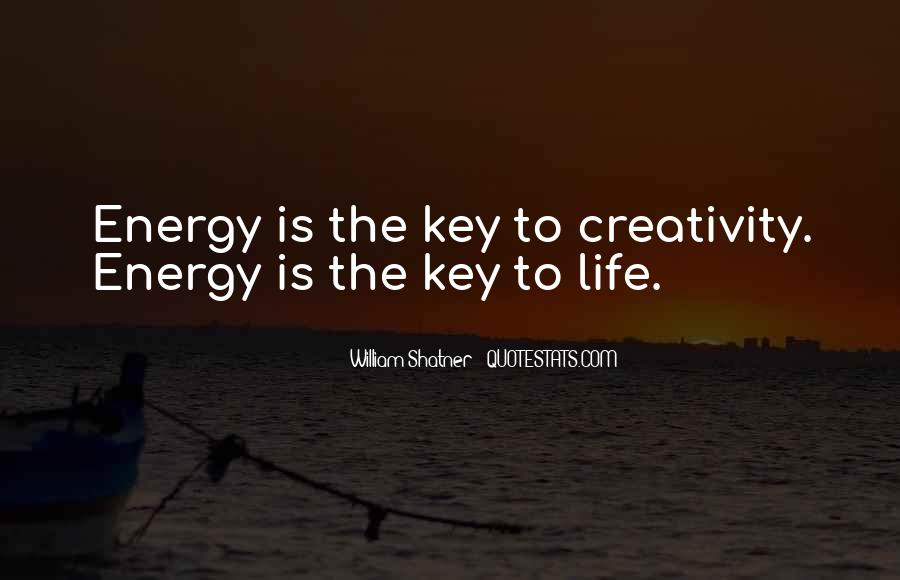 Quotes About Energy #13208