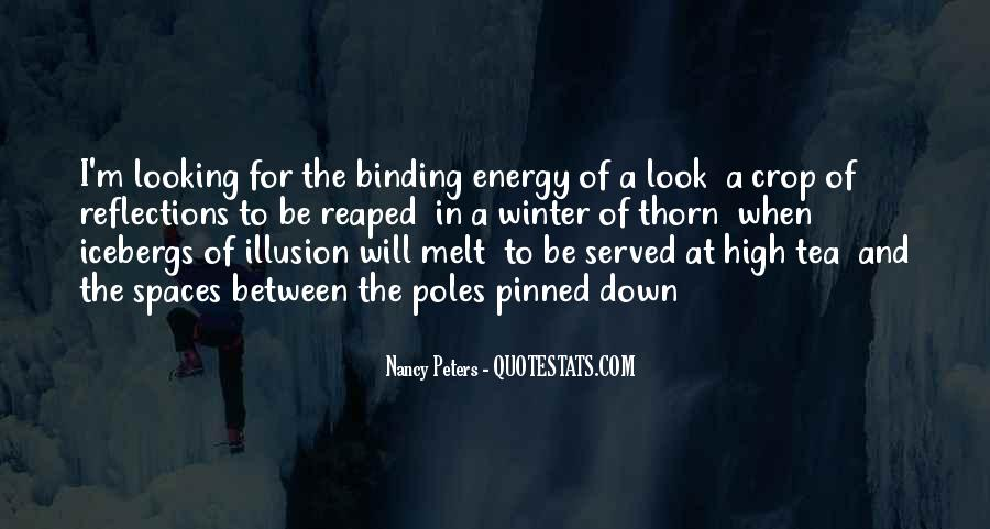 Quotes About Energy #1342