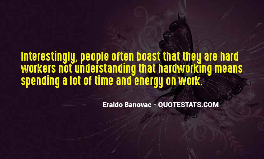 Quotes About Energy #13499