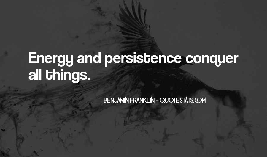 Quotes About Energy #13800
