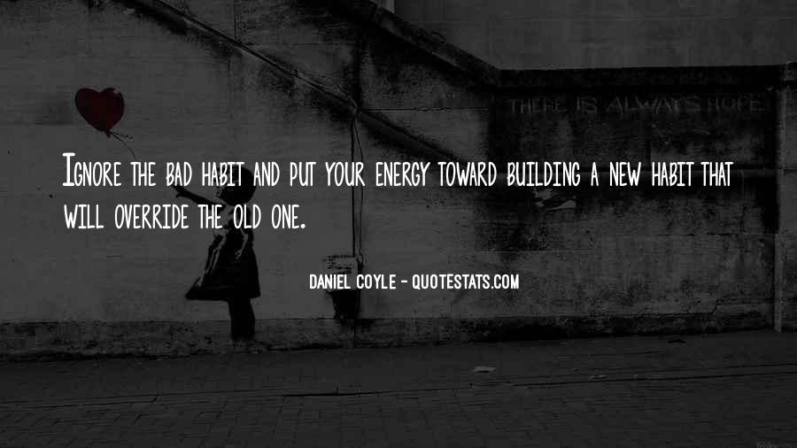 Quotes About Energy #14872