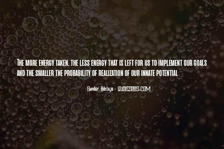 Quotes About Energy #15248