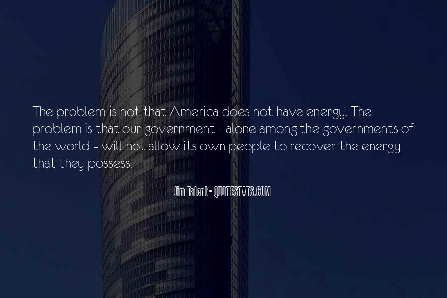 Quotes About Energy #15470