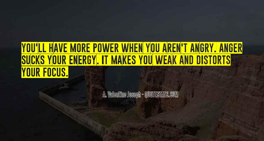 Quotes About Energy #20123
