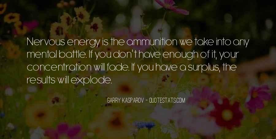 Quotes About Energy #20420