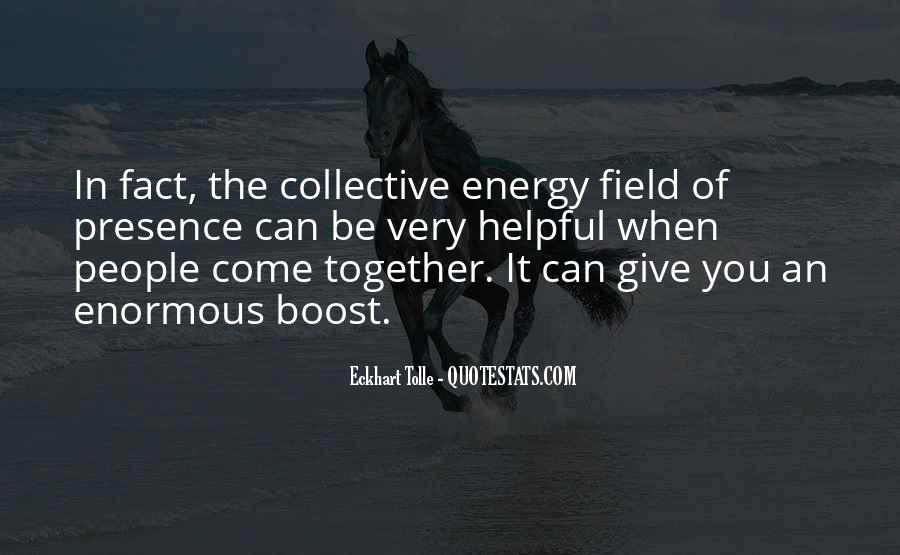 Quotes About Energy #23136