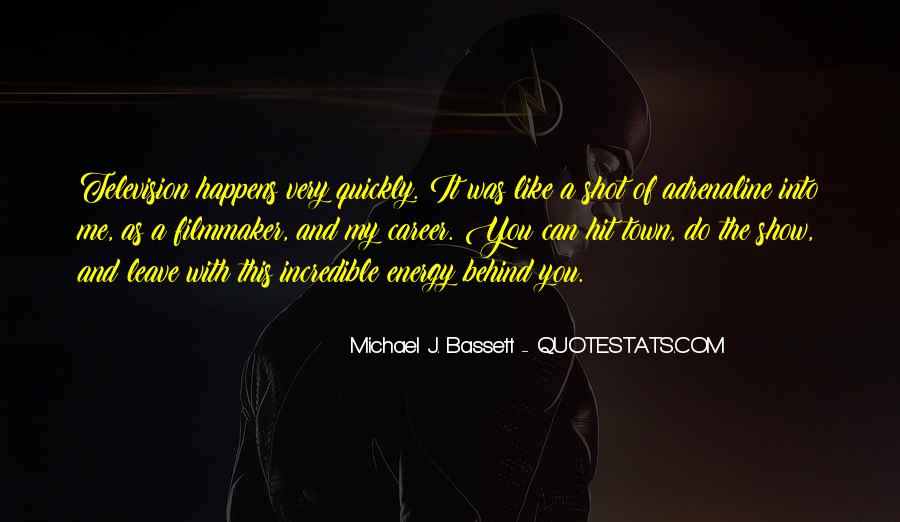 Quotes About Energy #367
